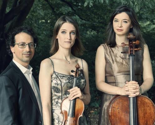 Renommiertes Oberon-Trio begeisterte die Zuhörer